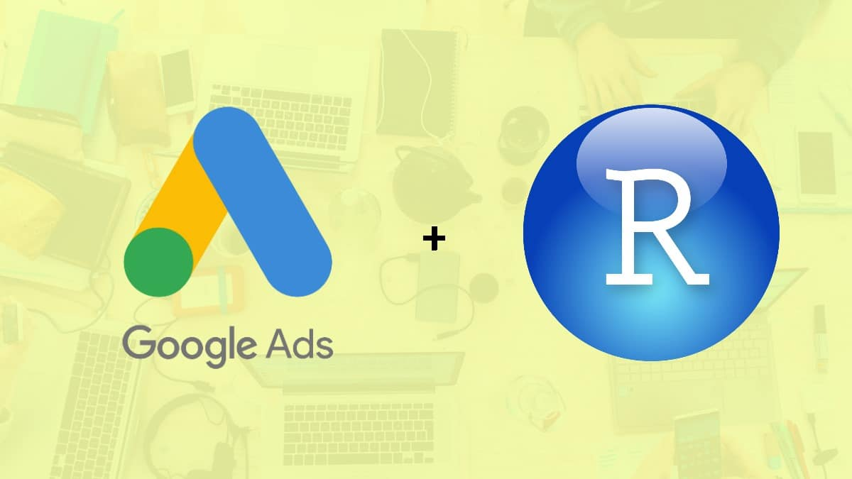 how to use google adwords api with R