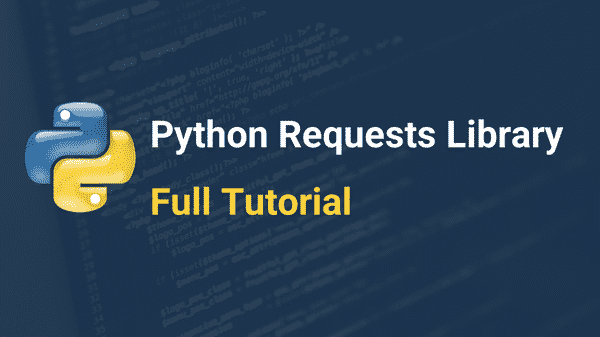 python requests library full tutorial